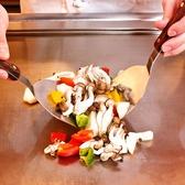 鉄板や 万菜のおすすめ料理3