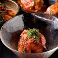 料理メニュー写真トマトキムチ