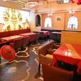 ◆貸切2階15名以上からOK◆2階席は貸切も可能♪(渋谷/肉/女子会/誕生日)