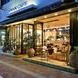 銀座のオープンカフェ