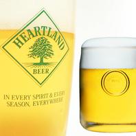◆ キリン ・ ハートランド 樽生ビール が飲み放題♪ ◆