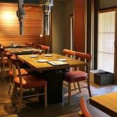 焼肉 肉の道 祇園四条の雰囲気3