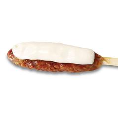 つくね串(チーズ/明太子/タルタル/梅しそ) 各1本
