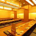 築地 日本海 桜新町店の雰囲気1