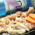 料理メニュー写真【お肉】なんこつ焼き/ベーコンステーキ