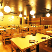 日本酒と個室居酒屋 まぐろ奉行とかに代官 新橋店の雰囲気3