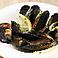 ムール貝の白ワイン蒸し黒胡椒風味