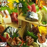 名物!月替わり刺盛1800円(税抜)~
