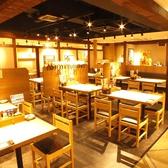 【新橋・西口】団体様のご宴会にピッタリのお席です♪各種ご宴会ご予約承ります!