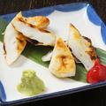 料理メニュー写真笹かまの炙り