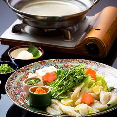 河豚ちり鍋