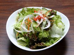 料理メニュー写真チョレギサラダ/大根サラダ