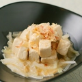 料理メニュー写真クリームチーズの醤油漬け