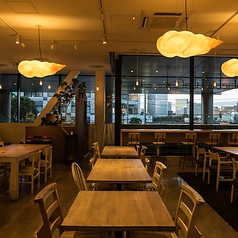 Bluebird Cafe ブルーバードカフェの雰囲気1