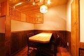 【お隣の系列店 すーまぬめぇのお席でもお楽しみいただけます】半個室タイプのテーブル席