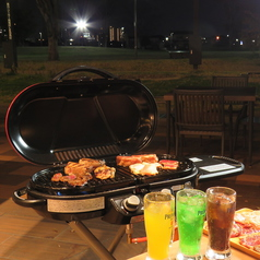 くすの木BBQ 倉敷アリオ店の雰囲気1