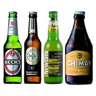 世界15ヶ国20品のビール