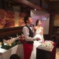 結婚式の2次会イメージ