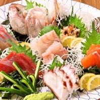 鮮度抜群!瀬戸内海で獲れた旬のお魚料理を味わえるお店