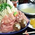 料理メニュー写真【コラーゲン鍋】