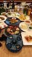 ミャンマー料理が沢山あり、いろんなメニューがあります。