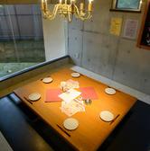 鉄板居酒屋&広島お好み焼き 赤いへるめっとの雰囲気3