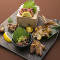 料理メニュー写真◆限定◆珍味5種盛り合わせ