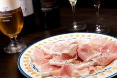 イタリア産生ハム食べ放題〈60分〉