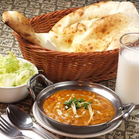 カロリー カレー ナン 『殆どの料理メニューにカロリー表示があるレベルの高いインド料理店。』by グルマンじゅん