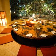 【歓迎会・送別会など各種宴会に】様々な個室ございます