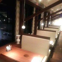 夜景を楽しみながらのデートは最高。