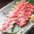 料理メニュー写真熊本県産生馬刺