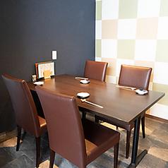 【3名様~】テーブル席