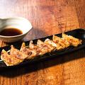 料理メニュー写真焼き餃子 8個