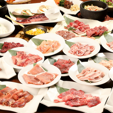 焼肉食べ放題じゅうじゅう 郡山インター店のおすすめ料理1