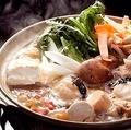 料理メニュー写真【おすすめ鍋】五島の鮟鱇鍋