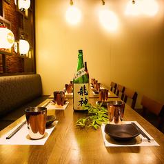 個室居酒屋 もぐもぐ 刈谷店の雰囲気1