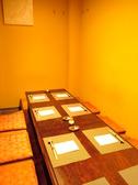 モダンな空間で「和」を満喫し、その時の「空間」を感じ、その場所でしか味わえない店主自慢の新鮮魚・有機野菜・和牛料理を心ゆくまでお楽しみください。