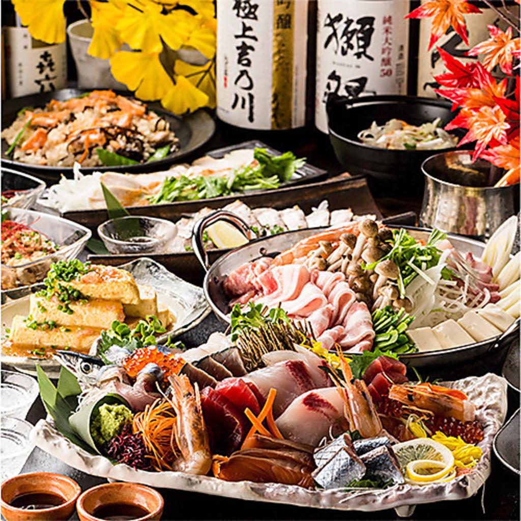 漁業組合浜の包丁 肉と魚の専門店 肉浜 - にくはま - 新橋本店|店舗イメージ10