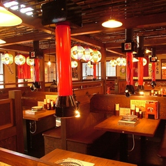 赤から 浜松初生店の雰囲気1