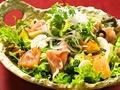 料理メニュー写真ふくろう特製サラダ