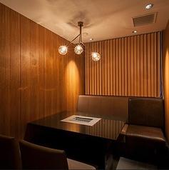 神戸牛 完全個室 焼肉 韓国酒家の雰囲気1