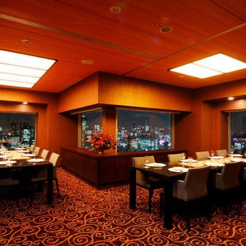 大人数での宴会も個室でできます。最大20名での会食はこちらをご利用ください。