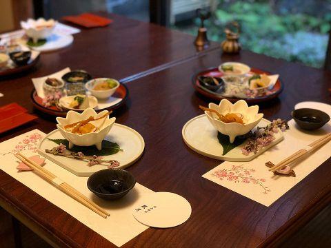ほっと一息美味しいもんを…初夏を愉しむ京会席「渚」Nagisa