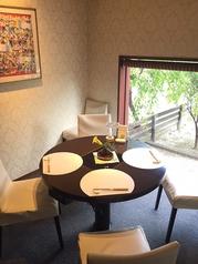 個室(テーブル)2~4名様