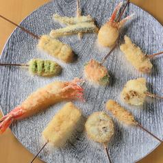 串揚げ家 良しのおすすめ料理1