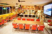 Cafe Bar Komanechi コマネチ 塩釜口店の雰囲気2