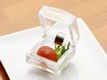 料理メニュー写真漬け込み宝石トマト