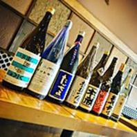 新潟の地酒を常備12種類以上、全銘柄500円で堪能♪
