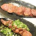 料理メニュー写真鶏レバー/レバーのゴマ油